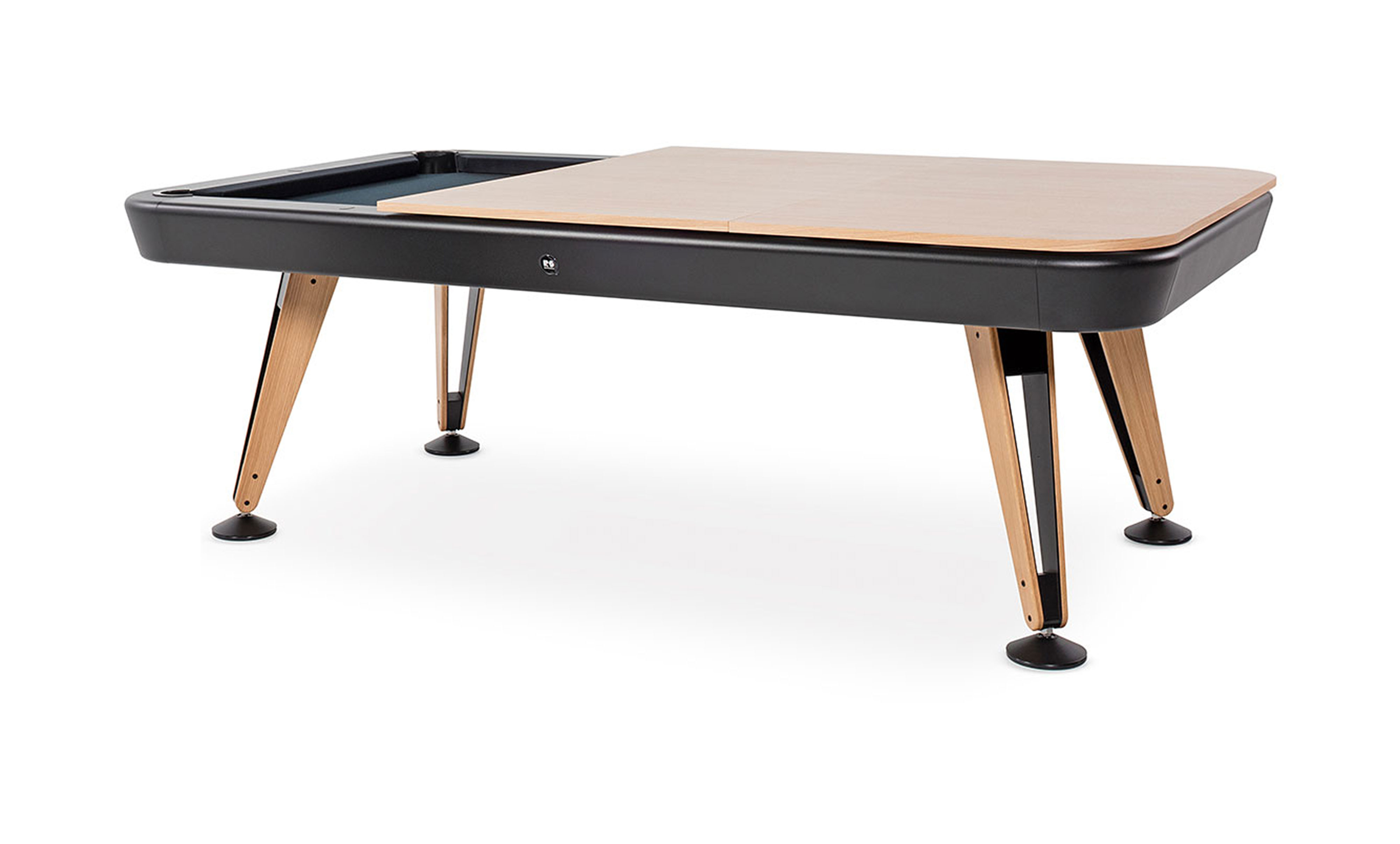 """Billard-Abdeckplatte """"2 in 1 Tisch"""" - Design Diagonal von RS Barcelona"""