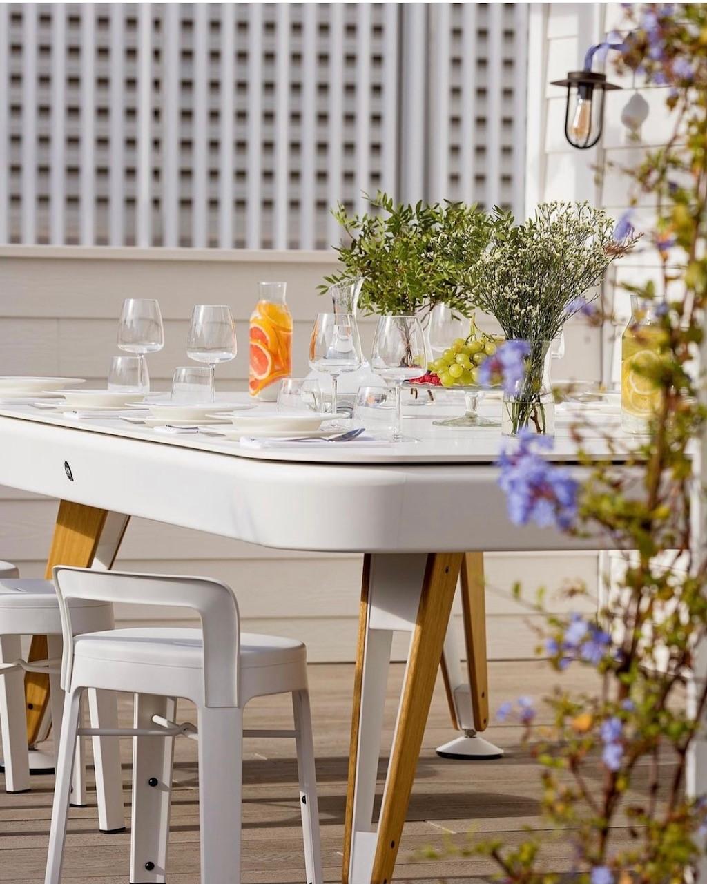 """Billardtisch """"Pool"""" - Design Diagonal American 7Fuss Outdoor von RS Barcelona"""