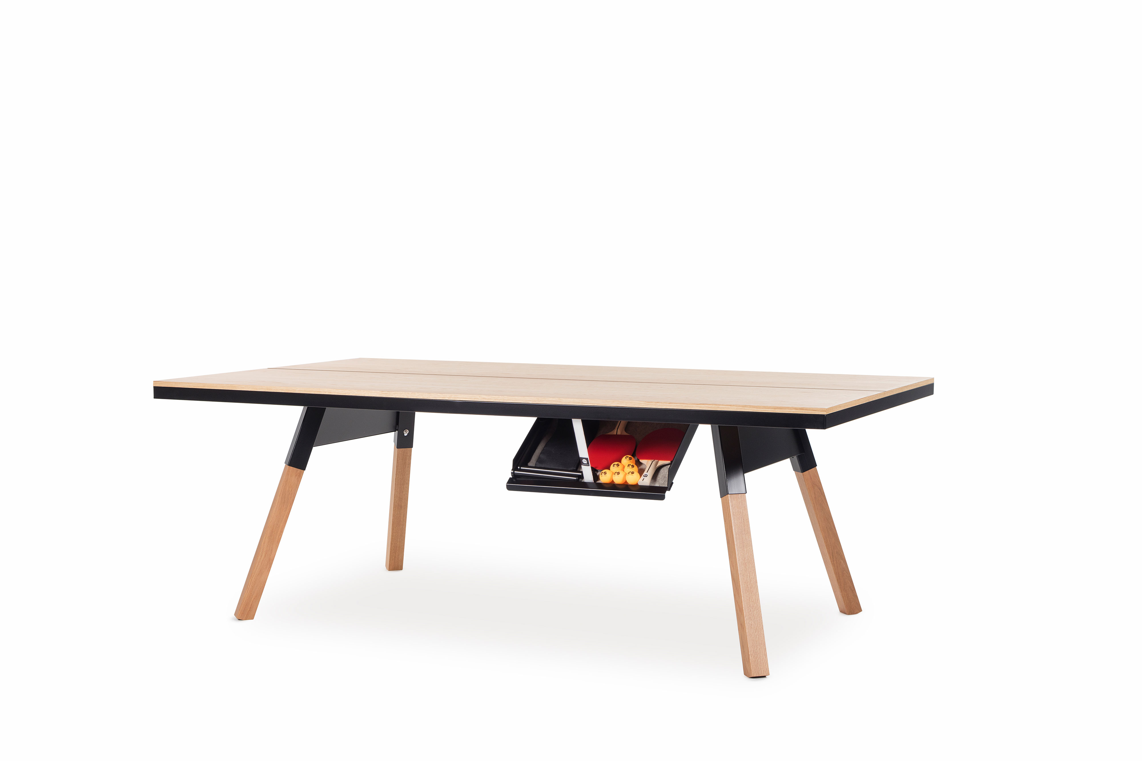 """Tischtennisplatte """"Die Kompakte"""" - Design YM 220 von RS Barcelona"""