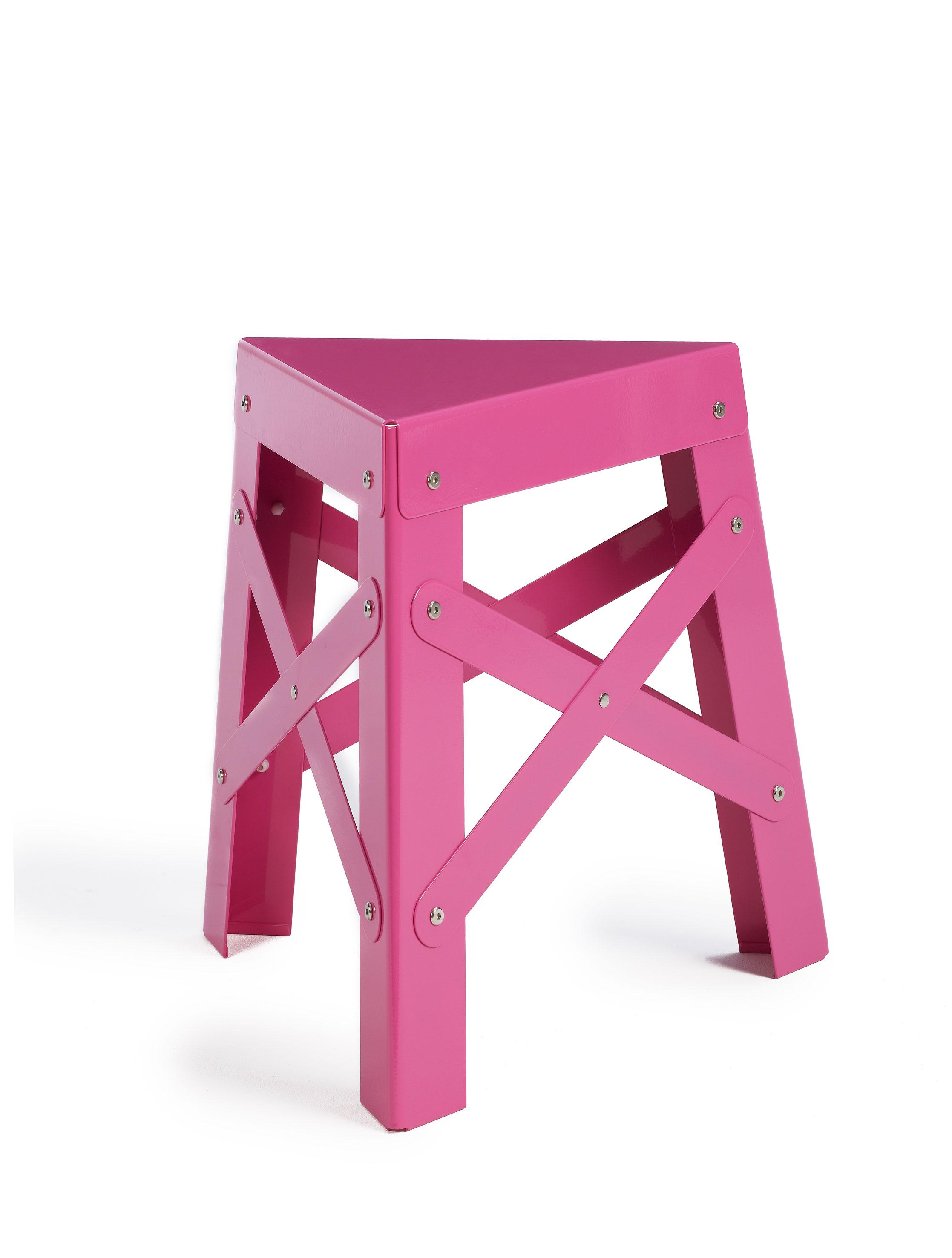 """Hocker """"Der Smarte"""" - Design EIFFEL ALU von RS Barcelona"""