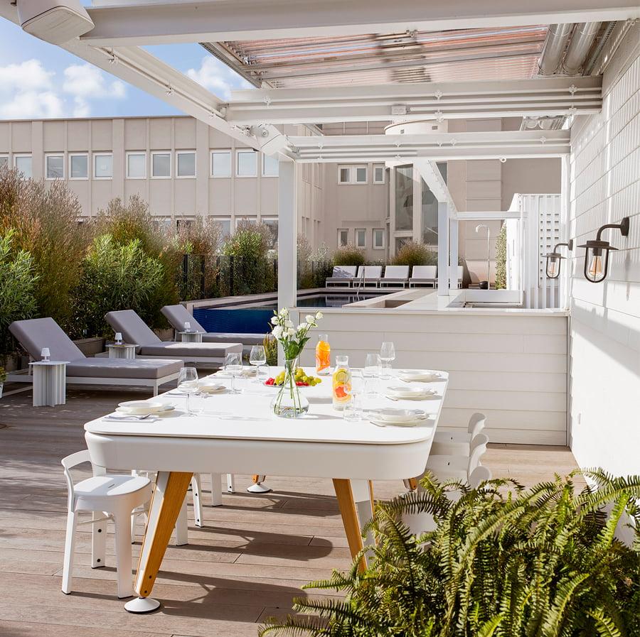 """Billardtisch """"Pool"""" - Design Diagonal American 8Fuss Outdoor von RS Barcelona"""