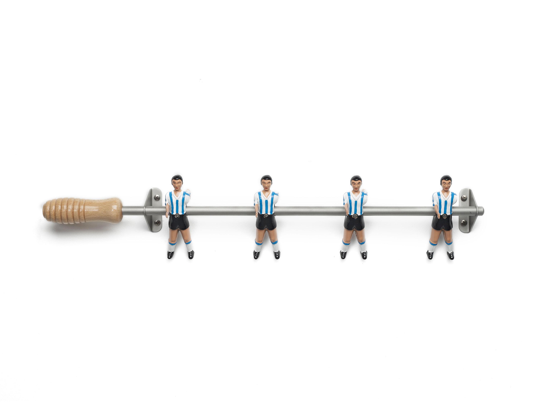 """Garderobe """"Fussballer*in"""" - Design WALL CHAMPIONS von RS Barcelona"""