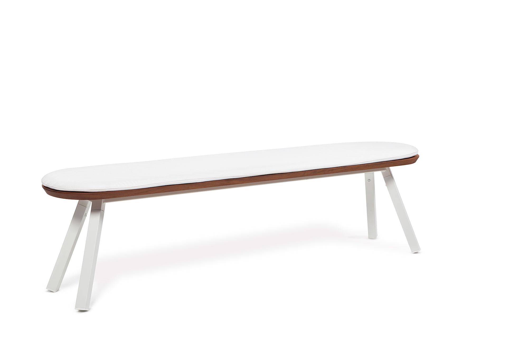 """Sitzkissen zur Sitzbank 180 cm """"In- & Outdoor"""" - Design YM von RS Barcelona"""