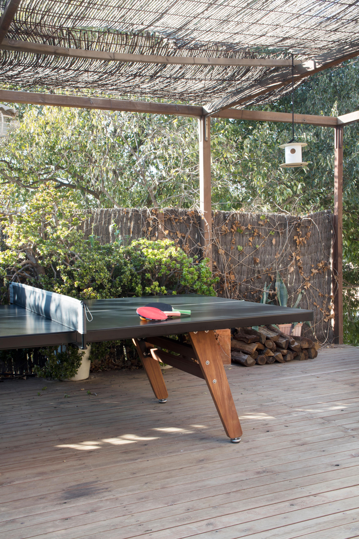 """Tischtennisplatte """"Der Starke"""" - Design RS#PingPong Stationary von RS Barcelona"""