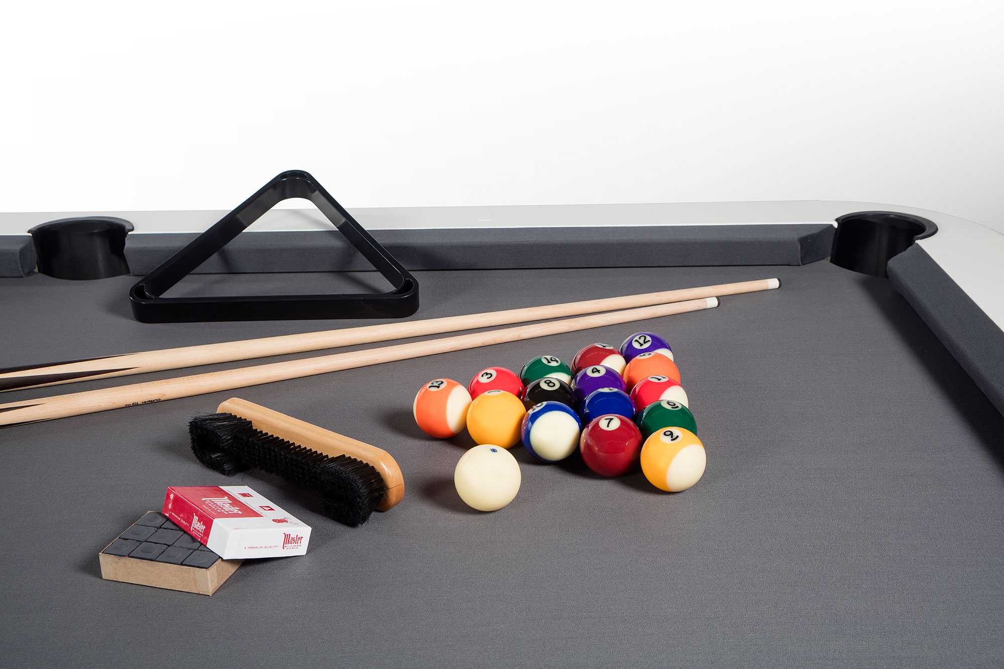 "Billardtisch ""Pool"" - Design Diagonal American 7Fuss von RS Barcelona"